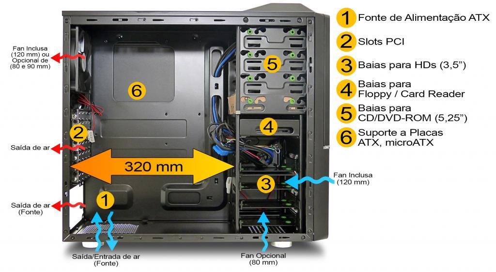 Kit Para Refrigerar Gabinete De Computador Em Pradópolis Pictures to  #727259 1024x1971 Armario Banheiro Harpex